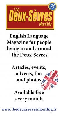 The Deux-Sevres Monthly, Tourist Info/Publications/Activities in Poitou-Charentes